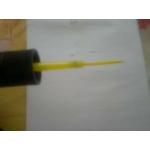 Лак за декорация на нокти с много тънка прецизна четка BK 04