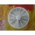 кутия за фигурки кръгла- 6 см
