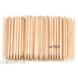 дървени клечки 10 бр 6см