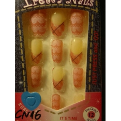 изкуствени нокти CN16