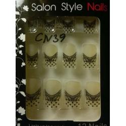изкуствени нокти CN39