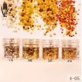 брокат блестящ за декорация на нокти маникюр люспи хексагон 10ml ,4-05 -- 016,178,241,298