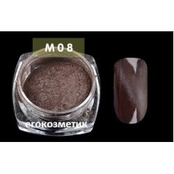 магнитен пигмент котешко око  М08 + апликатор