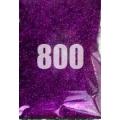 фин брокат за декорация на маникюр 50гр №800