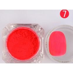 пигмент неонов цвят - 7