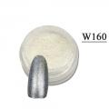 пигментен прах за хром-огледален ефект W160 + апликатор
