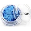 пайети сърце TCF505