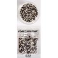 3D мини перлички за декорация на маникюр 10ml - 622