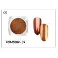 пигментен прах за хром-огледален ефект RON5082-09 + апликатор