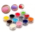 кадифен,велур маникюр 12 цвята