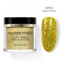 BORN PRETTY 10ml дипинг пудра DP03 golden slumber