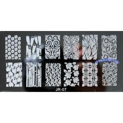 диск шаблон голям JR-07