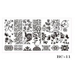 диск шаблон голям BC 11