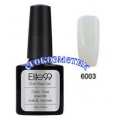 Elite99 10ml UV гел лак 3 в 1 - 6003 Mintcream