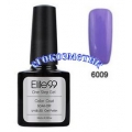 Elite99 10ml UV гел лак 3 в 1 - 6009	Light Purple