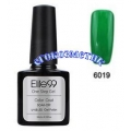 Elite99 10ml UV гел лак 3 в 1 - 6019	Forestgreen