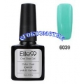 Elite99 10ml UV гел лак 3 в 1 - 6039	Aquamarine