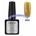Elite99 10ml UV гел лак 3 в 1 - 6054	Pearl Gold