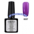 Elite99 10ml UV гел лак 3 в 1 - 6057	Purple