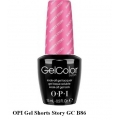 opi гел лак gelcolor - Shorts Story GC B86