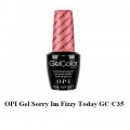 opi гел лак gelcolor - Sorry Im Fizzy Today GC C35