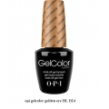 opi гел лак gelcolor - golden eye HL D24