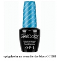 opi гел лак gelcolor - no room for the blues GC B83