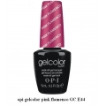 opi гел лак gelcolor - pink flamenco GC E44