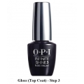 infinite shine gloss (top coat) - step 3  топ лак