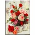 5D диамантен/елмазен гоблен рози