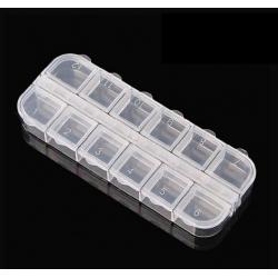кутия за камъчета - 13 см/5 см