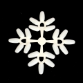 палитра снежинка за маникюр