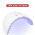 36W UV 12 LED лампа за маникюр
