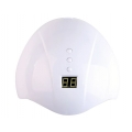 лампа за маникюр Mini 5b, UV LED, 36w, 12 led, Бяла