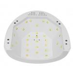 лампа за маникюр SUNone, UV LED, 48w, 25 led, Бяла