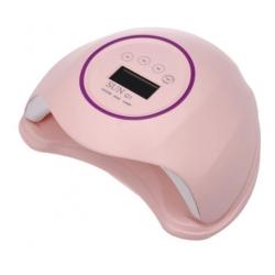 лампа за маникюр SUNq1, UV LED, 48w, 24 led, розова