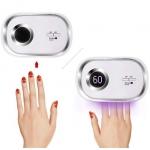 лампа за маникюр Aurora1, UV LED, 48w, 24 led, бяла