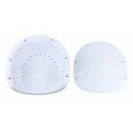 лампа за маникюр Star 5, UV LED, 72w, 33 led, дигитален дисплей, бяла