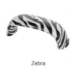 лед лампа дъга за изпичане на гел лак, шилак - 9w - зебра