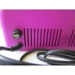 професионална UV лампа 36W за маникюр и ноктопластика червена