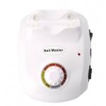 електрическа пила за маникюр nail master, 30000 об/мин, бяла