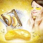 златни нано-кристални колагенови маски за тъмни кръгове под очи