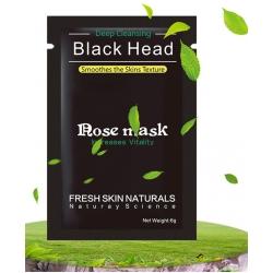 черна маска за черни точки ,трънчета
