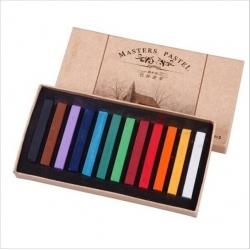 пастели за коса - 1 , цветни кичури - 12 цвята в комплект