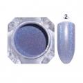 хром-холографски 44946 брокат 1g за нокти 2