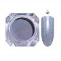 хром-холографски 44946 брокат 1g за нокти 8