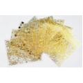 8 бр 3D стикери златни BP049-056