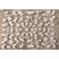 3D стикер цветя бели холограмни лепящ YG329