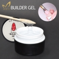 Builder Gel Camouflage CLEAR ув гел за изграждане